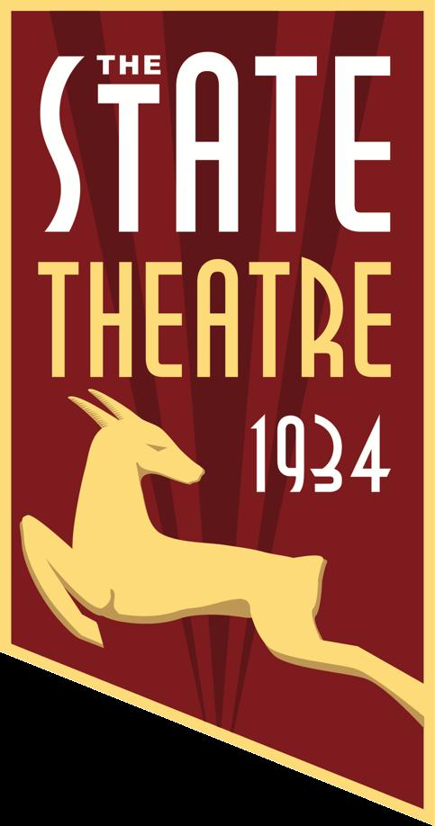 State Theatre 1934 banner logo